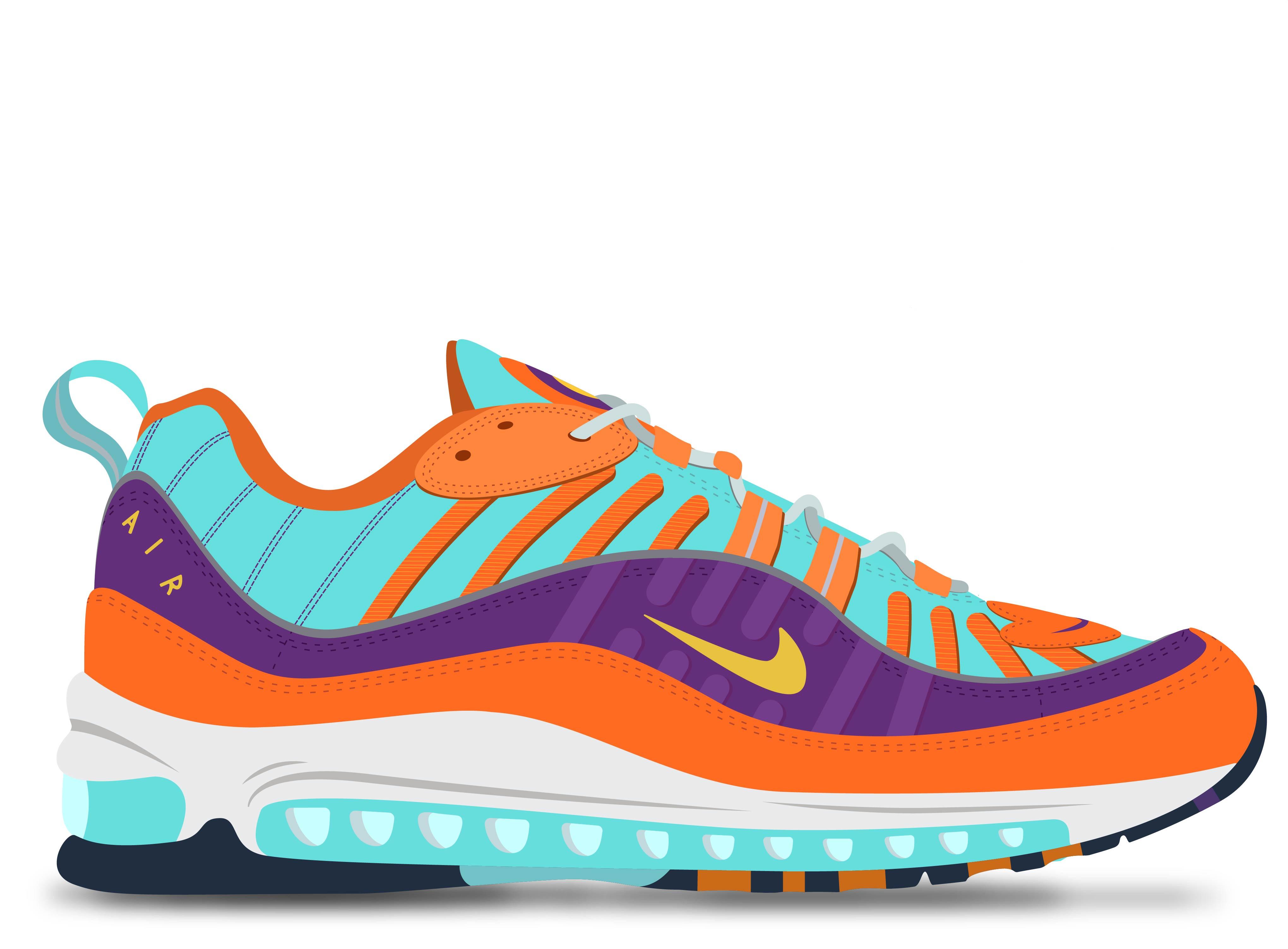 Air_Max_98_sneakers_cone