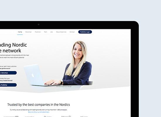 Adservice.com – Website