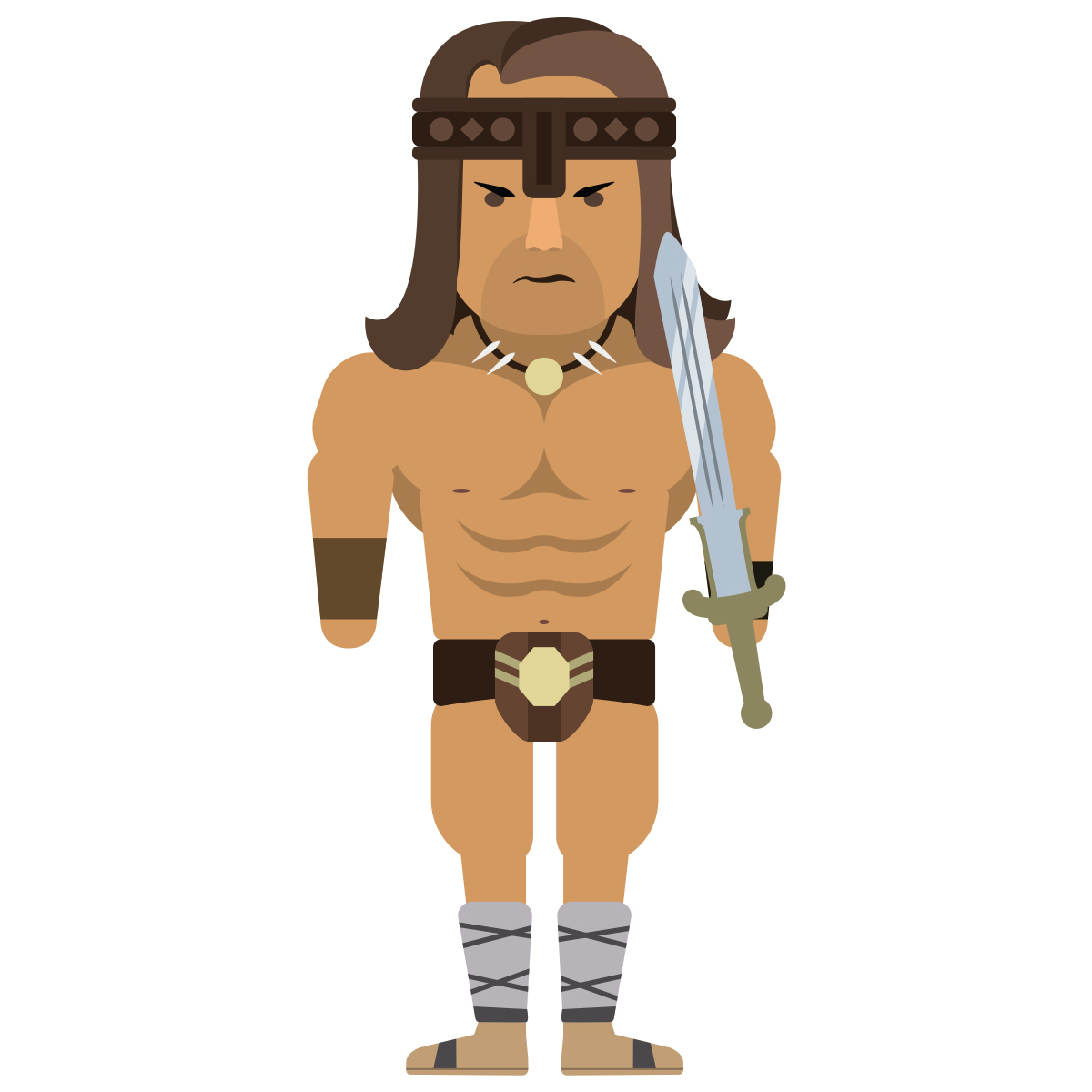flat_design_conan_the_destroyer_close_up_v1