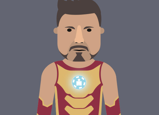 Flat Character – Tony Stark – The Real Ironman?